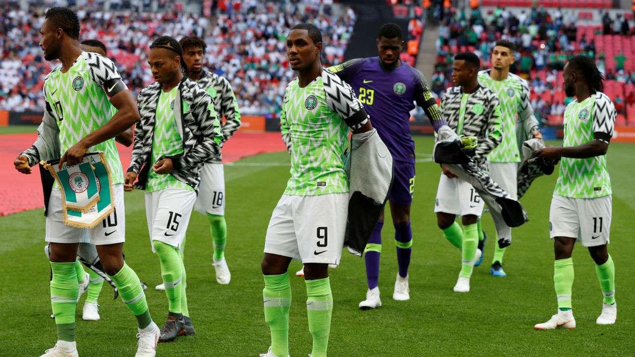 Nigeria national football team - Wikipedia