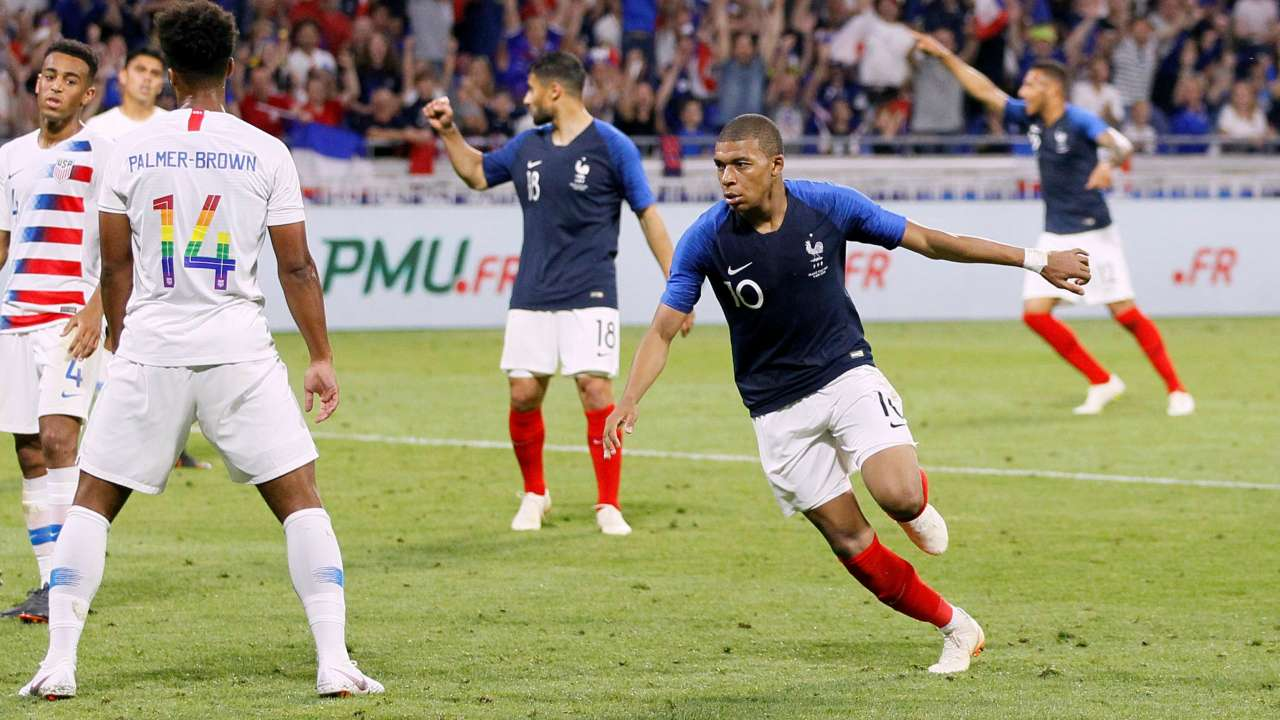 FIFA World Cup 2018: Unconvincing displays from France and ...