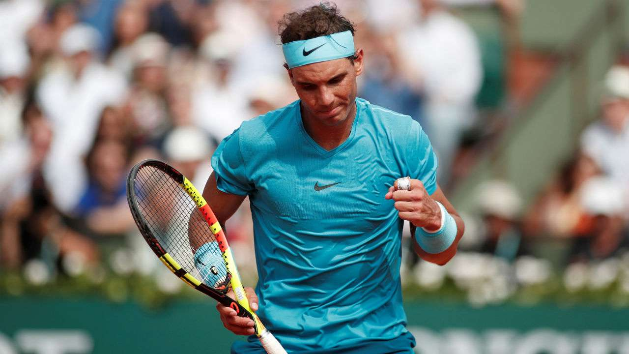 Rafael Nadal Wins The French Open 2018