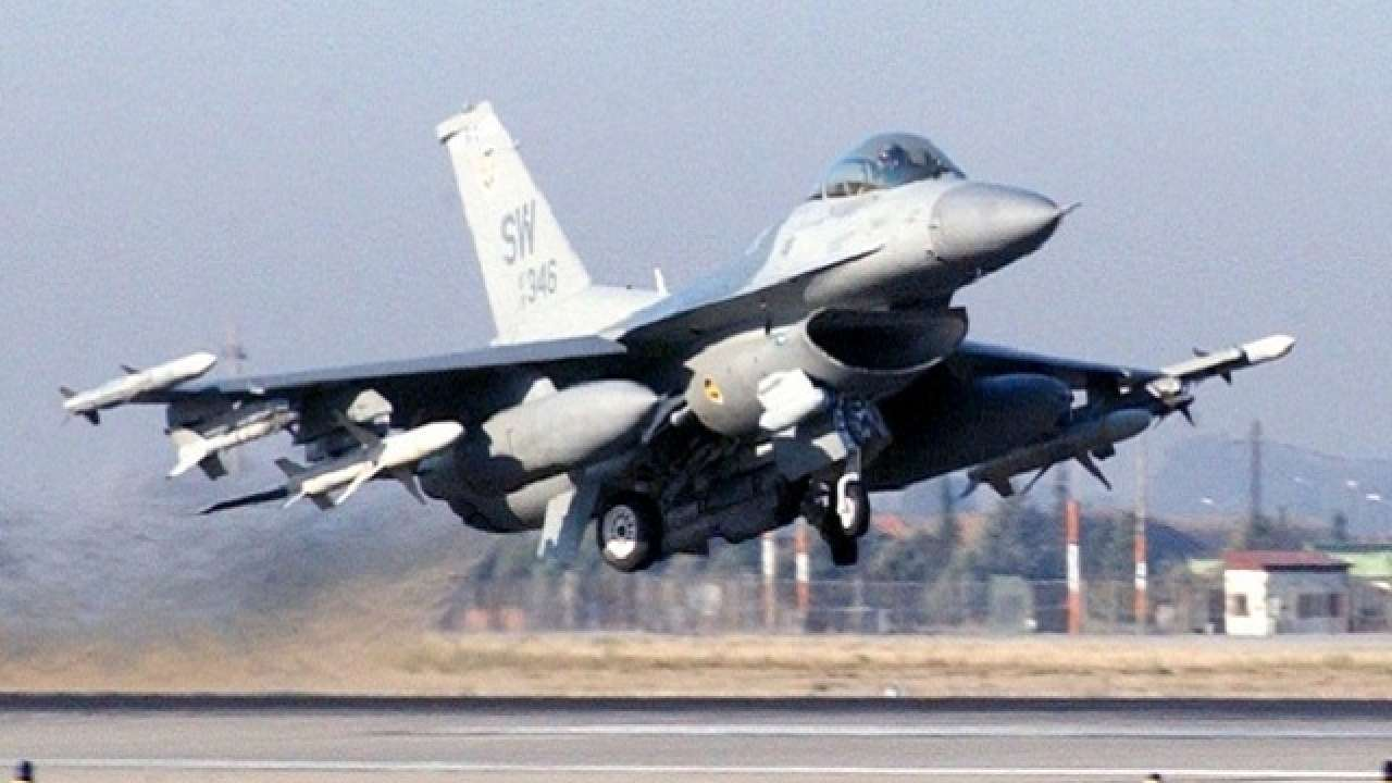USA fighter jet crashes off Japan coast