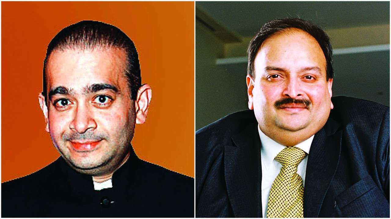 Nirav Modi may have taken the Vijay Mallya of going to UK to evade the law enforcement officials