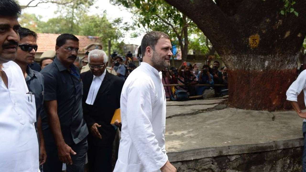 Rahul Gandhi to appear in court tomorrow in defamation case