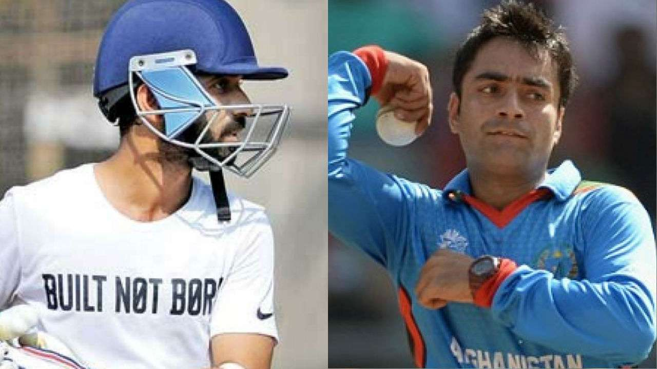 India V S Afghanistan Test Match Teams Date Time Venue And Everything Else You Need To Know