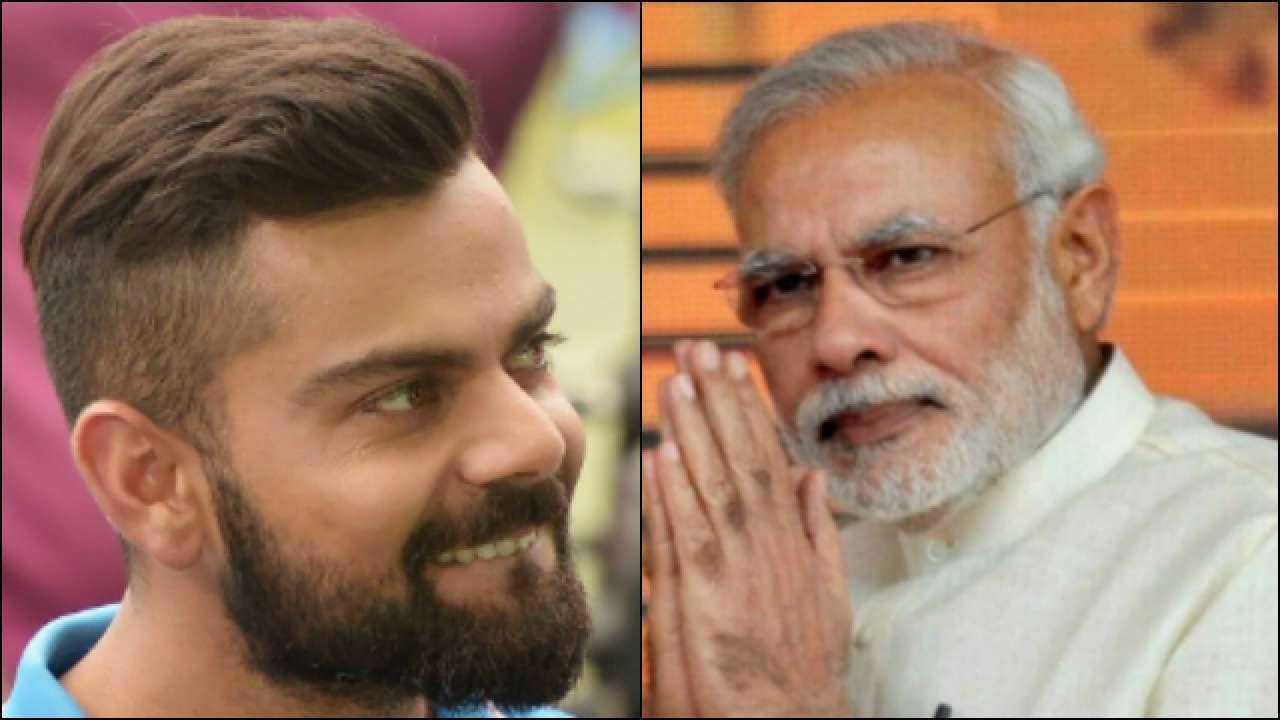 Narendra Modi Accepts Fitness Challenge Given by Virat Kohli