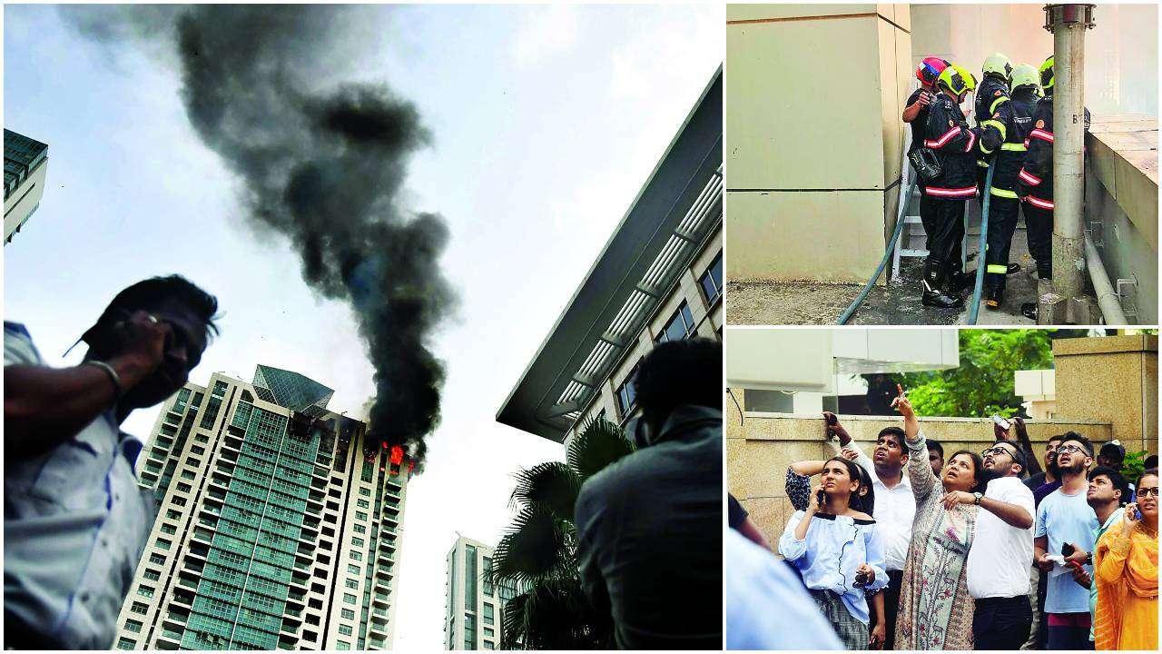 Beaumonde Tower Fire Internal Systems Come To Rescue