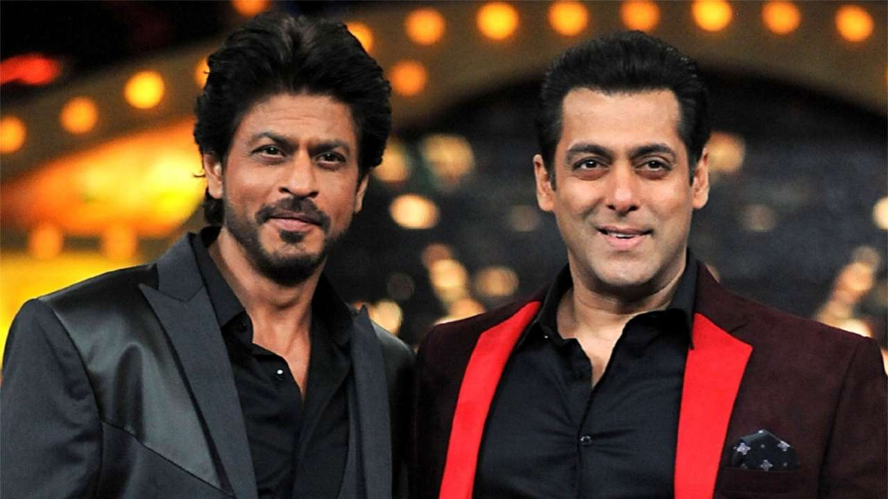 Shah Rukh Khan & Salman Khan reunite for a song after decades