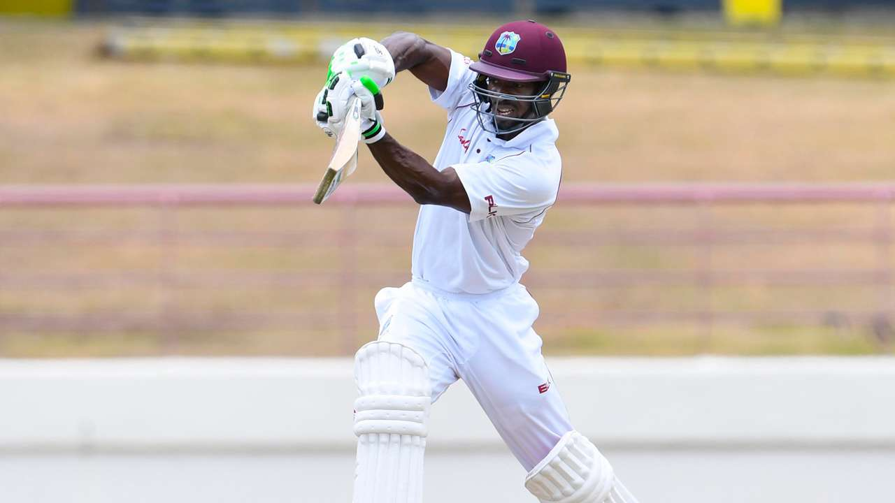 West Indies v/s Sri Lanka: Devon Smith holds fort for Caribbean team on soggy, slow going day