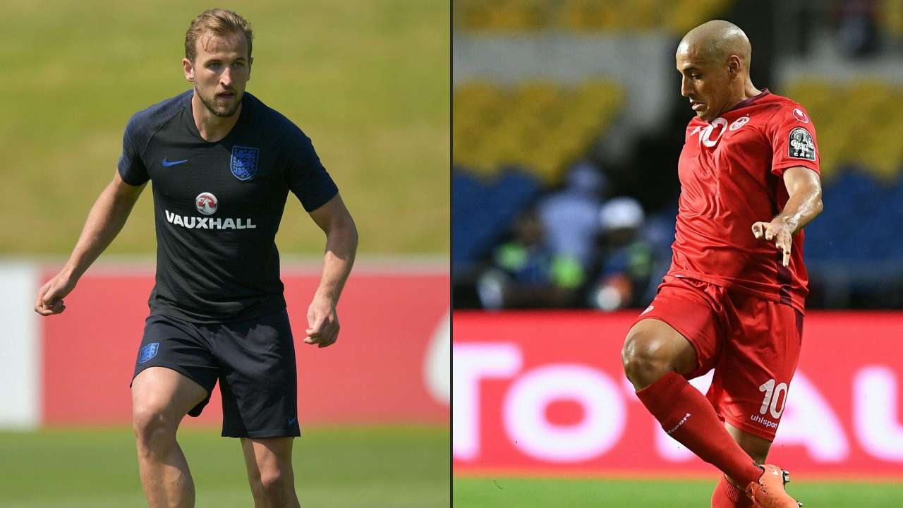 Tunisia v/s England, Today in FIFA World Cup 2018: Preview ...