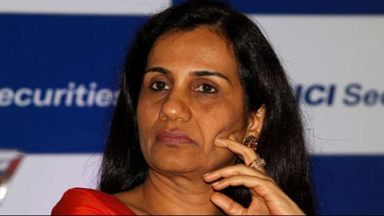 ICICI benches Chanda, at last