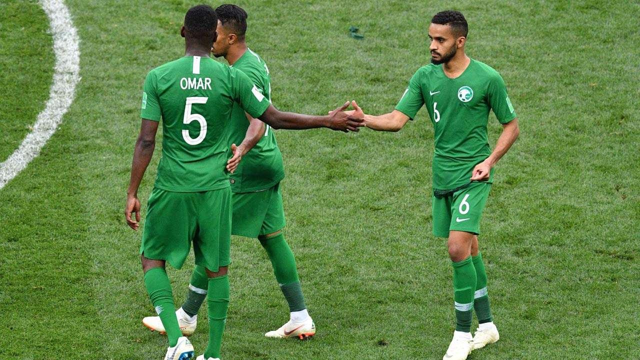 Збірна Суадівської Аравії на ЧС-2018