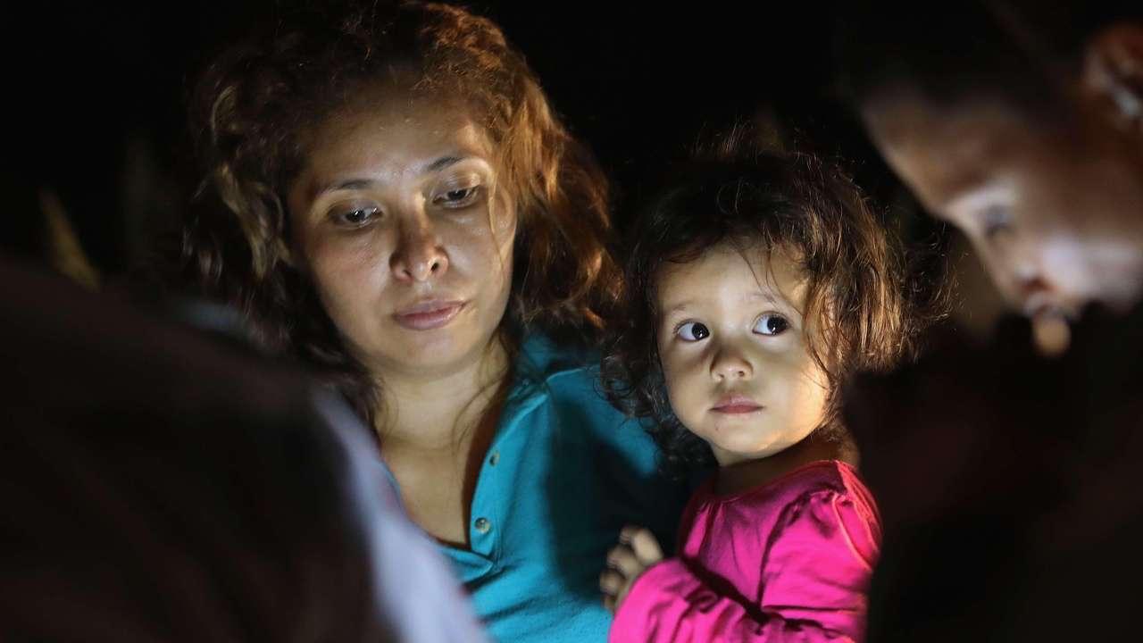 Laura Bush condemns 'cruel' immigration policy: 'It breaks my heart'