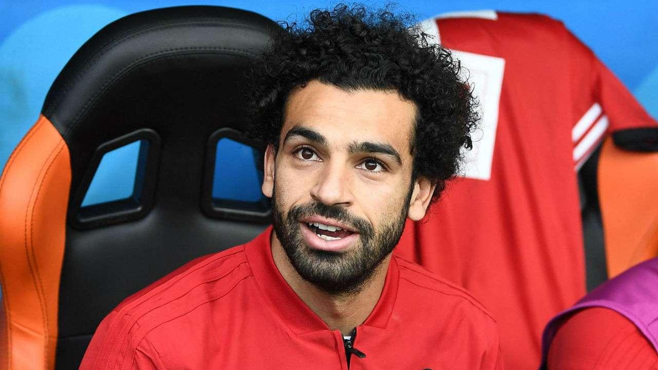 Fifa World Cup 2018 Mo Salah To Play Egypt V S Russia