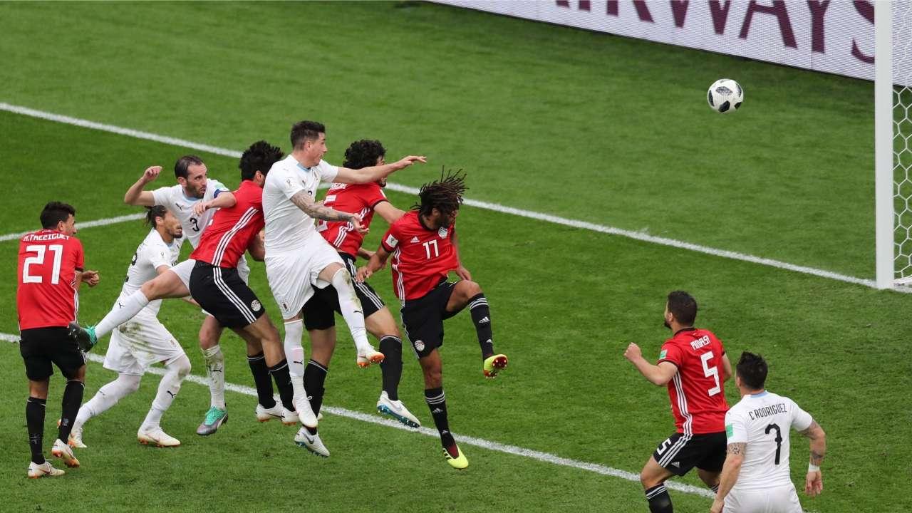 Uruguay vs Saudi Arabia Playing 11