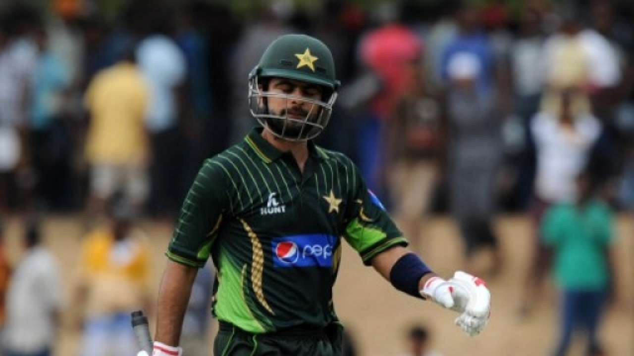 Pakistani cricketer Ahmed Shehzad fails dope test conducted ahead of Scotland series