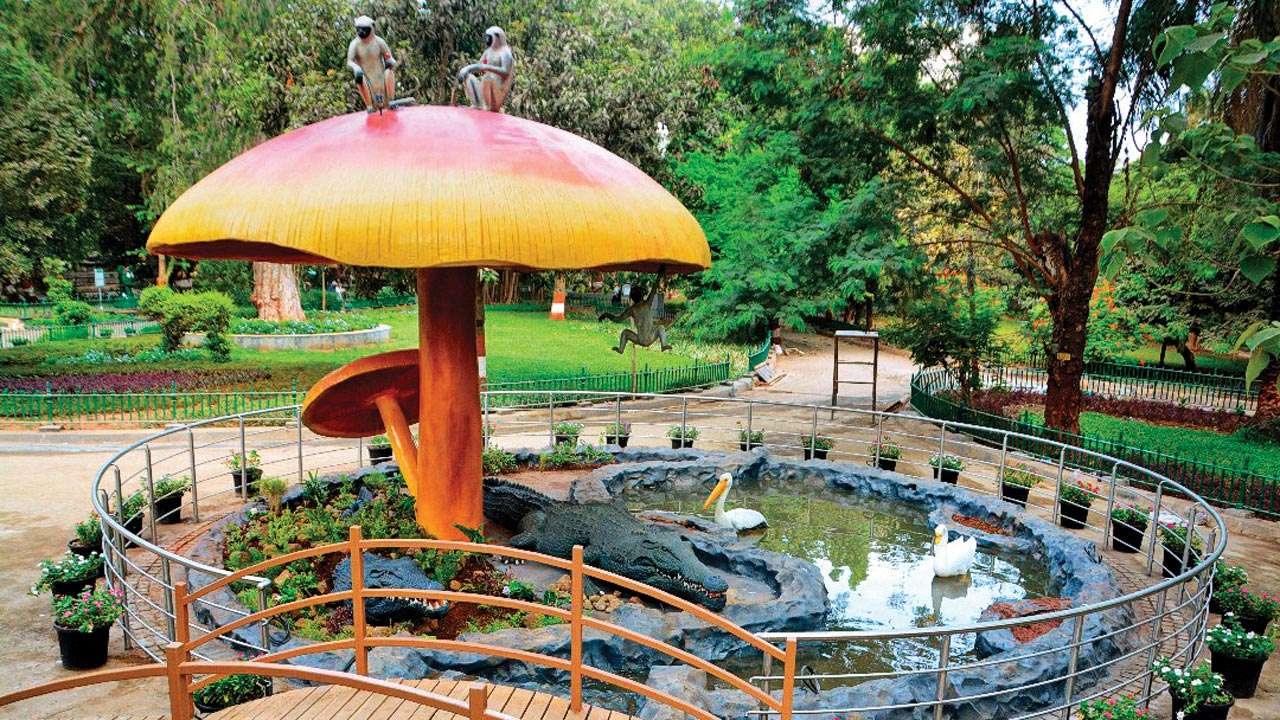 Landscape Garden Mumbais byculla zoo to get a five theme landscape garden mumbai advertisement workwithnaturefo
