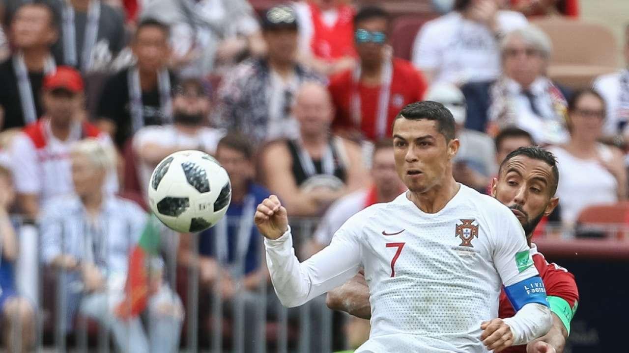 Portugal 1-0 Morocco