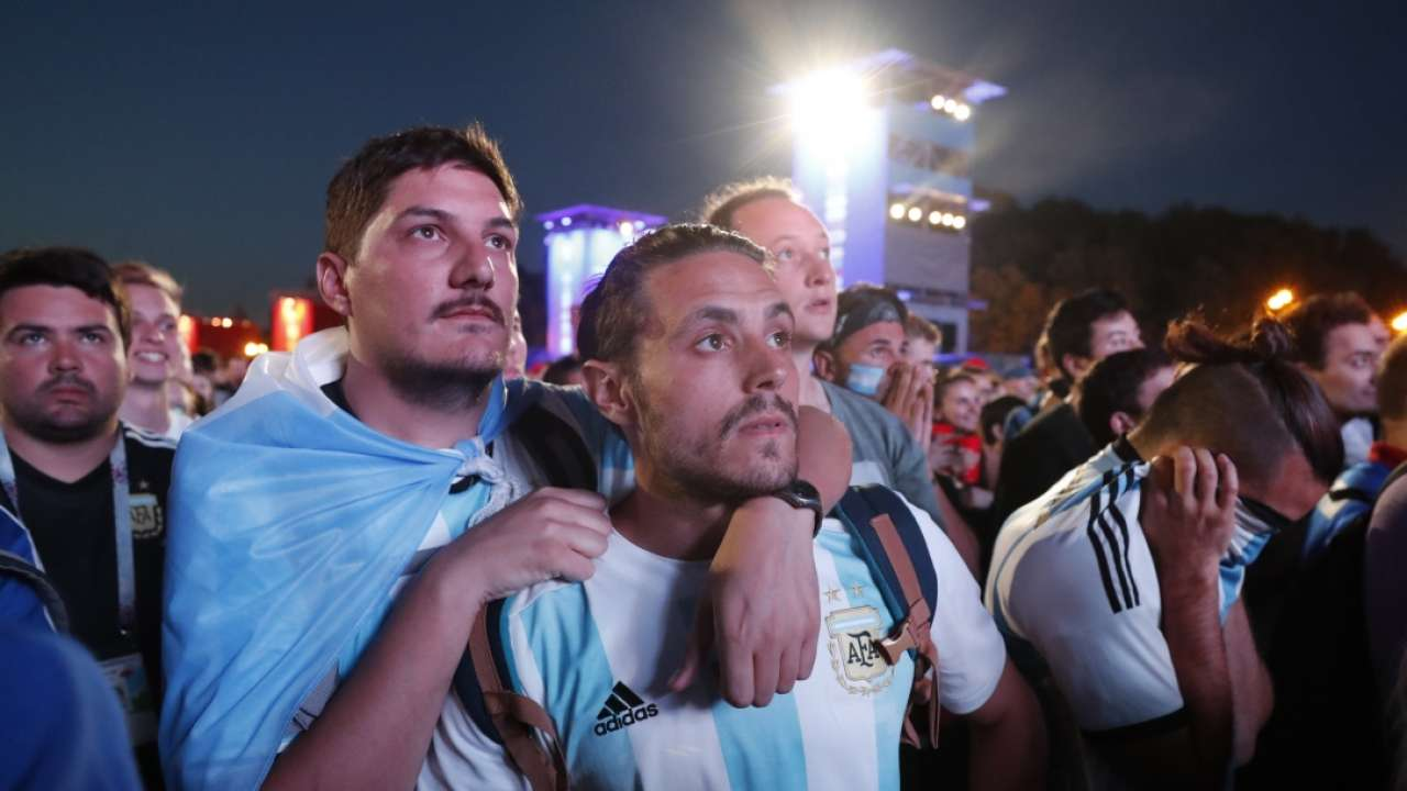 Argentina police seize cocaine hidden in fake World Cup trophies