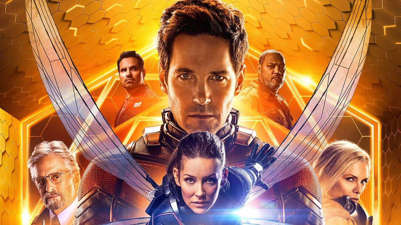 Ant-Man and the Wasp ( ) Torrent Download HD