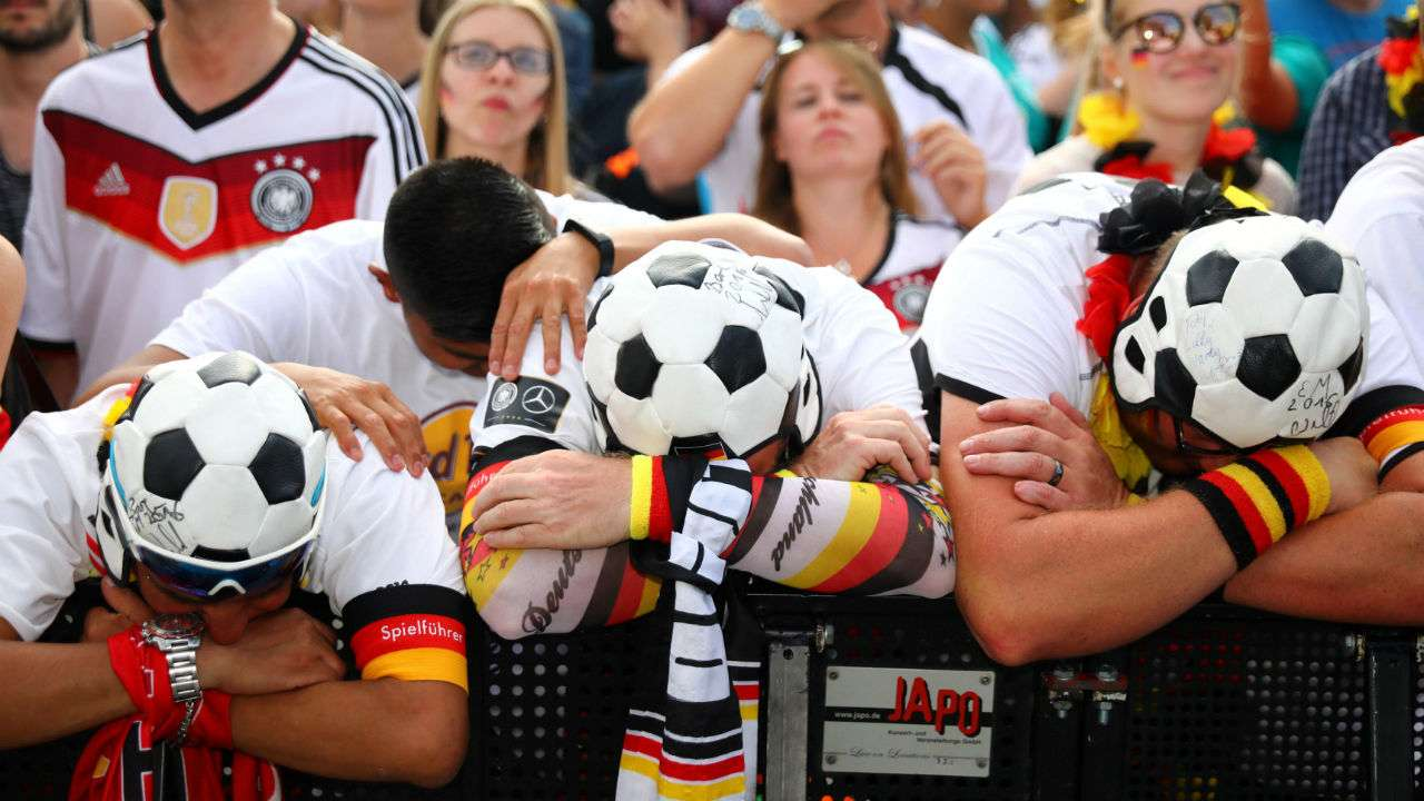 Germany vs south korea fifa world cup 2018