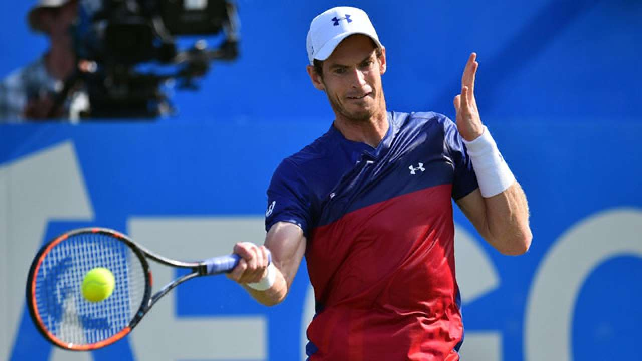 Two-time champion Andy Murray to play Wimbledon 2018  Murray