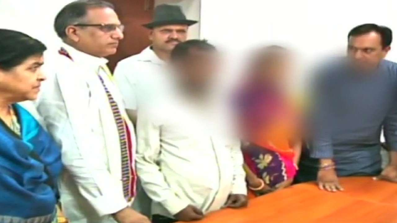 Father Demands Capital Punishment For Accused In Mandsaur Rape Case