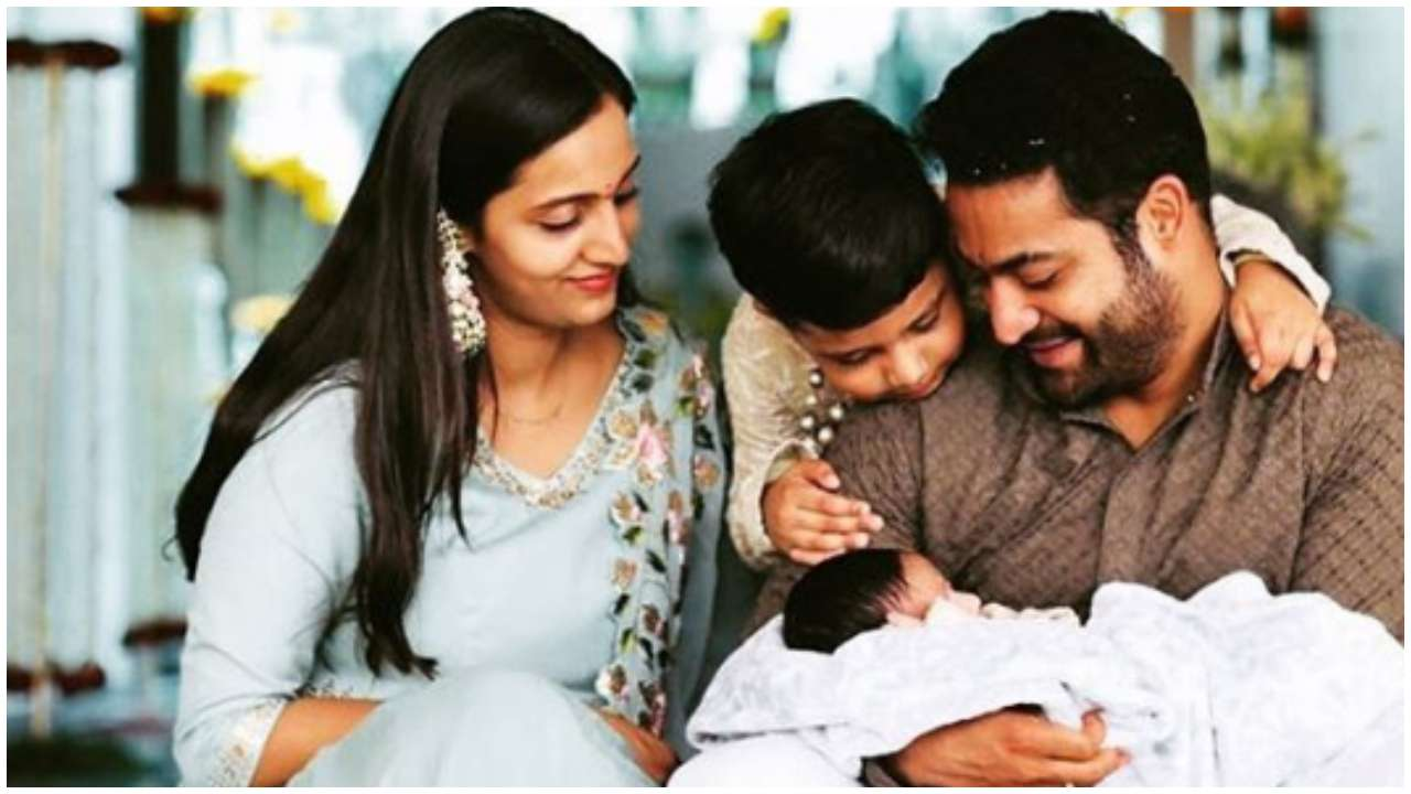 Jr Ntr Announces The Name Of His Newborn Son In The Most