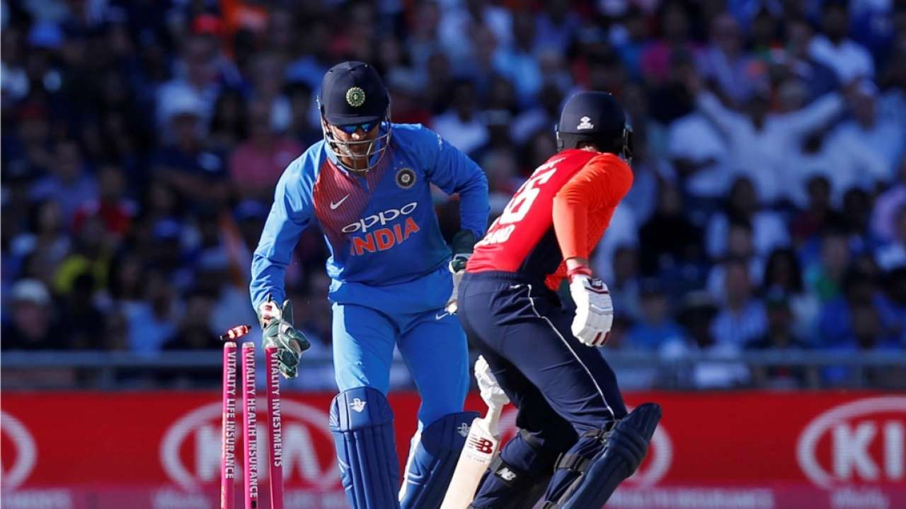 England v India: second Twenty20 cricket worldwide