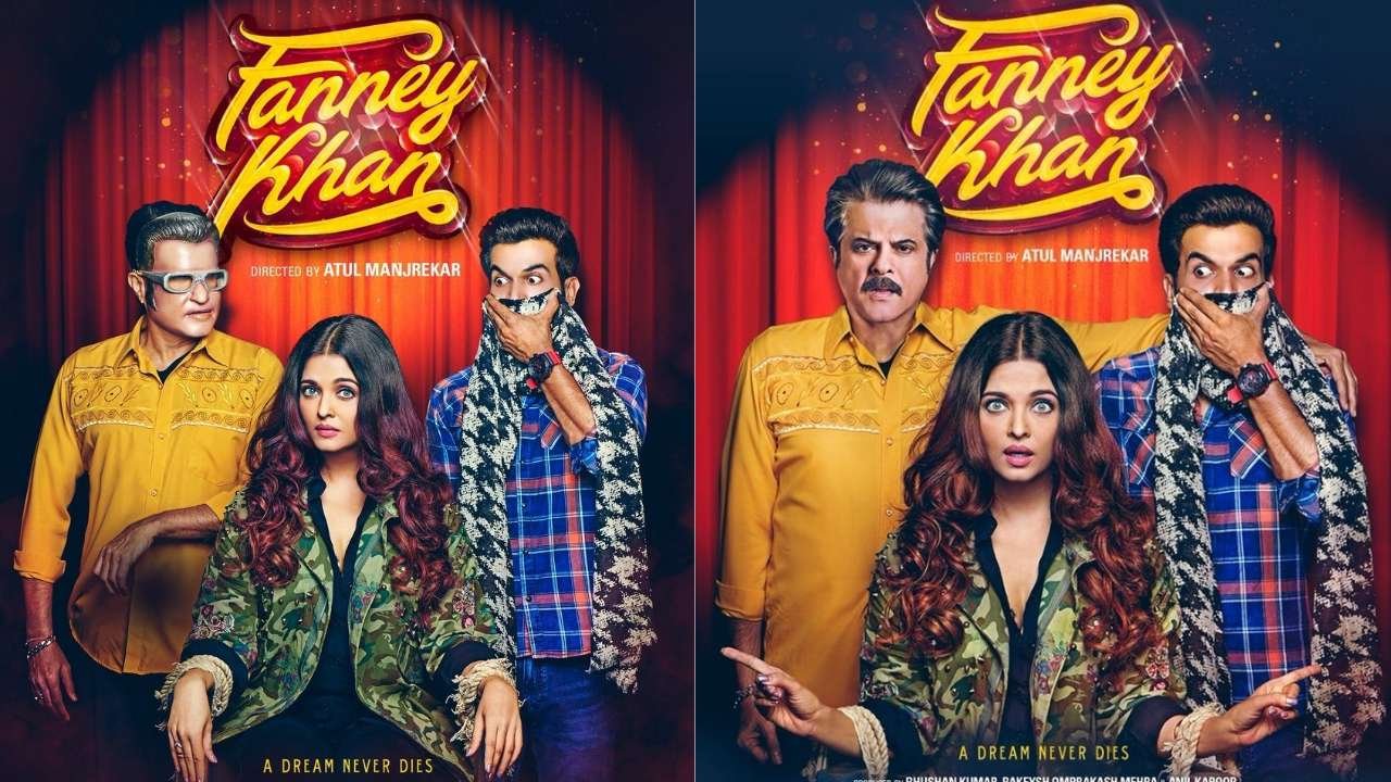 Trailer Talk: Aish's Fanney Khan Makes An Impression