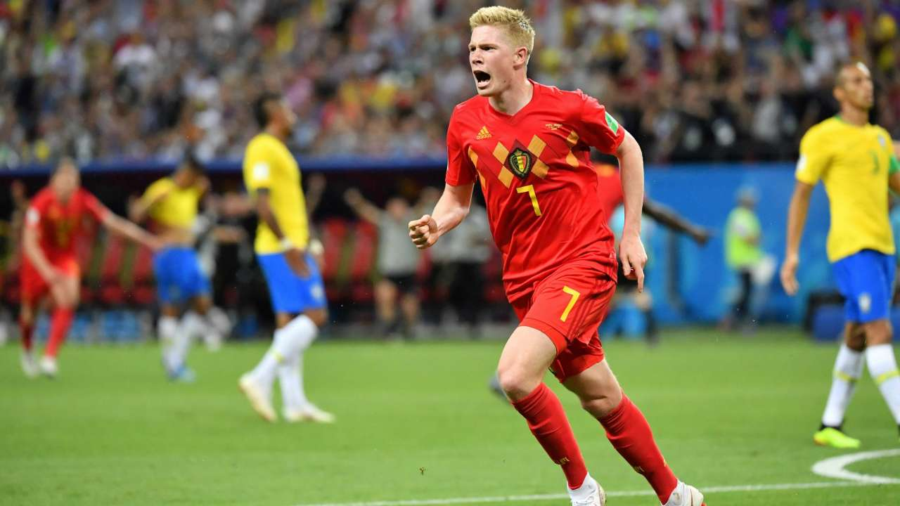 FIFA World Cup 2018: Belgium Oust Five-time Champions