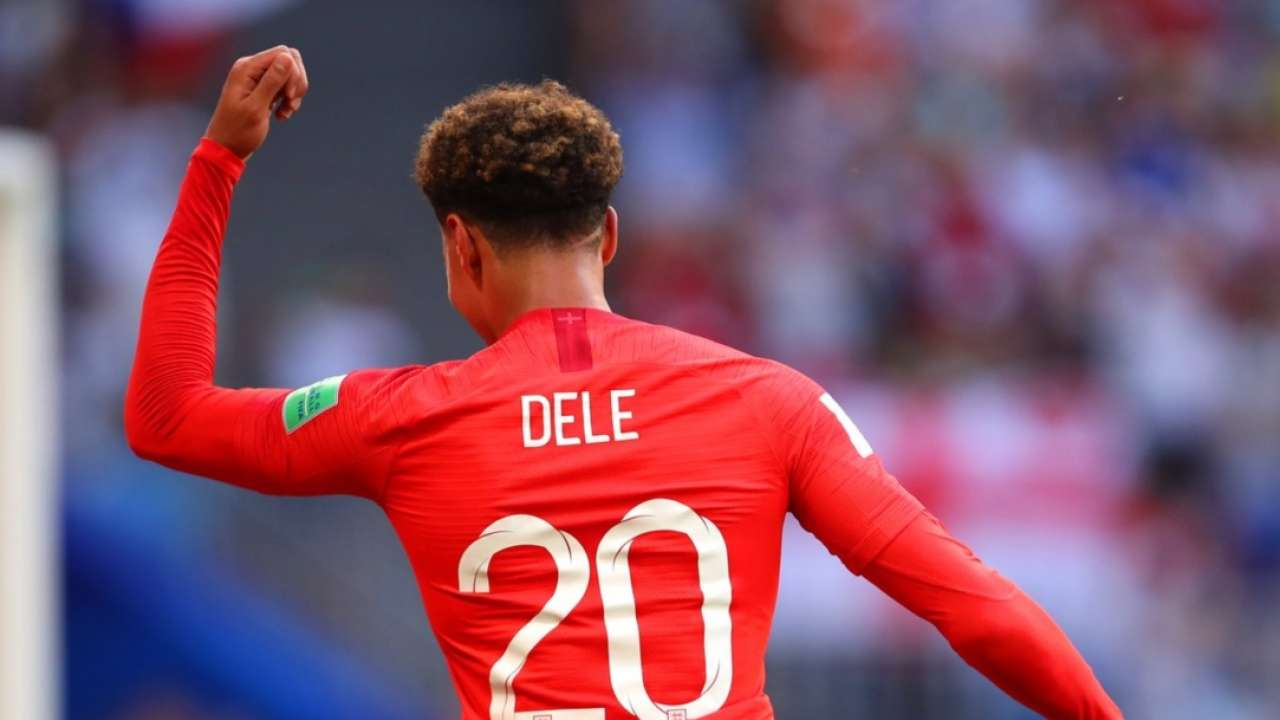 In Pics: Dele Alli Shows Off His Fortnite Dance Moves In