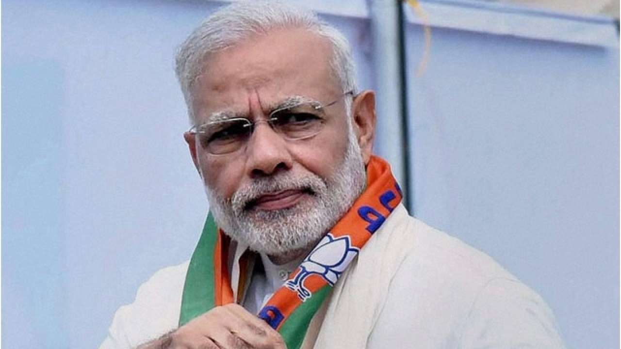 Narendra Modi inaugurates 'world's largest mobile factory' in Noida