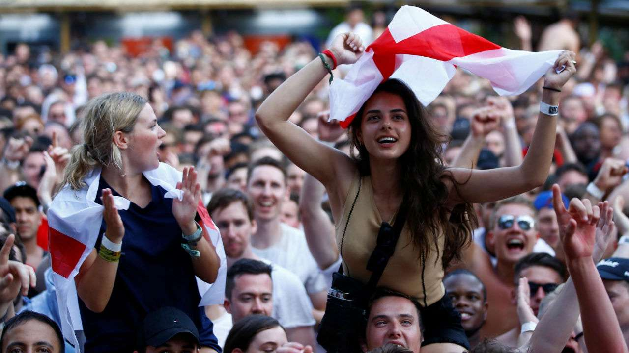 Magnificent England will have too much for jaded Croatians