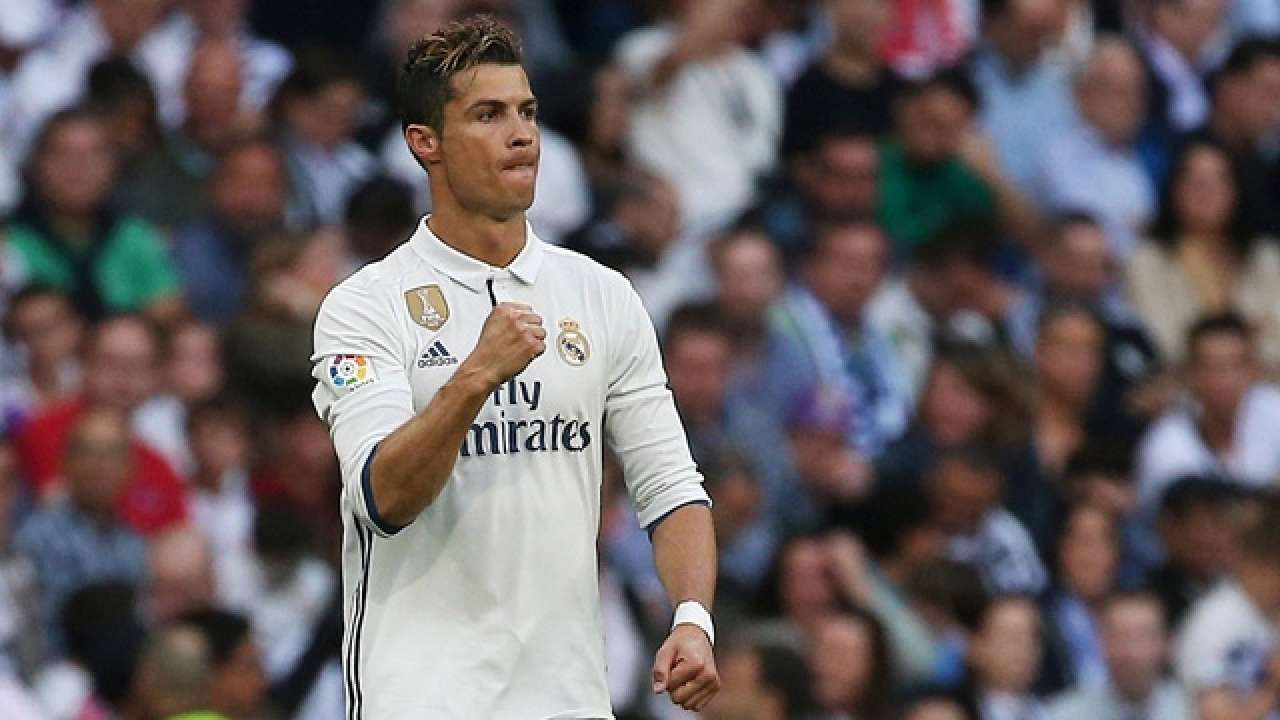 Cristiano Ronaldo joins Juventus from Real Madrid on four-year deal