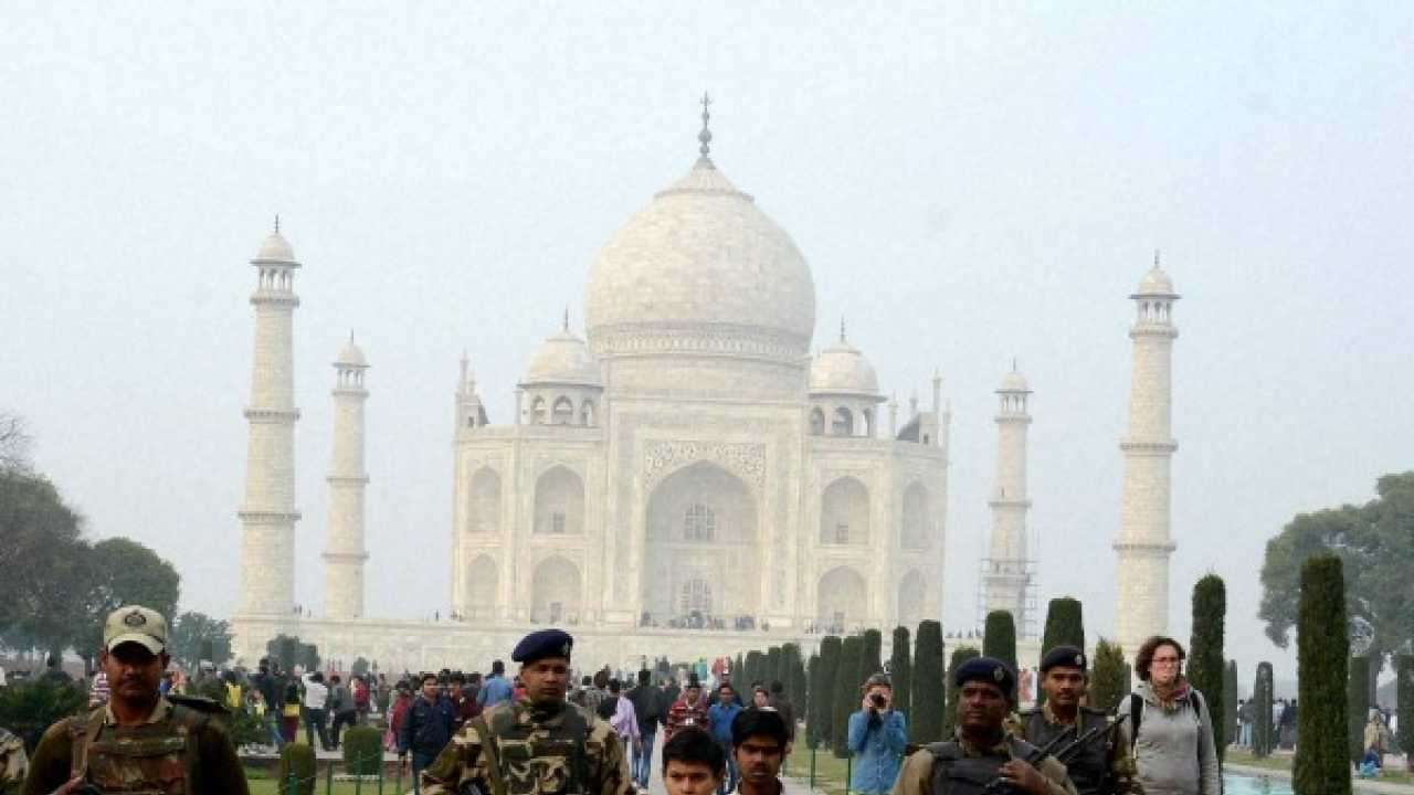 SC slams Centre for 'lethargy' over protection of Taj Mahal