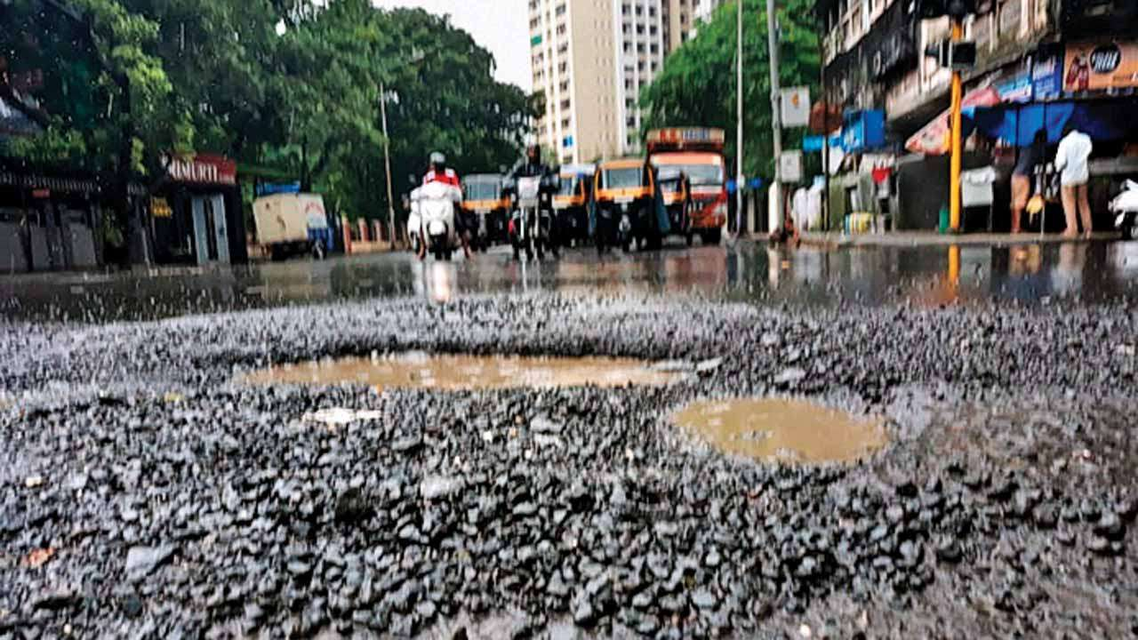 DNA RAIN CHECK: Central trouble - Streets were inundated, but water receded quickly
