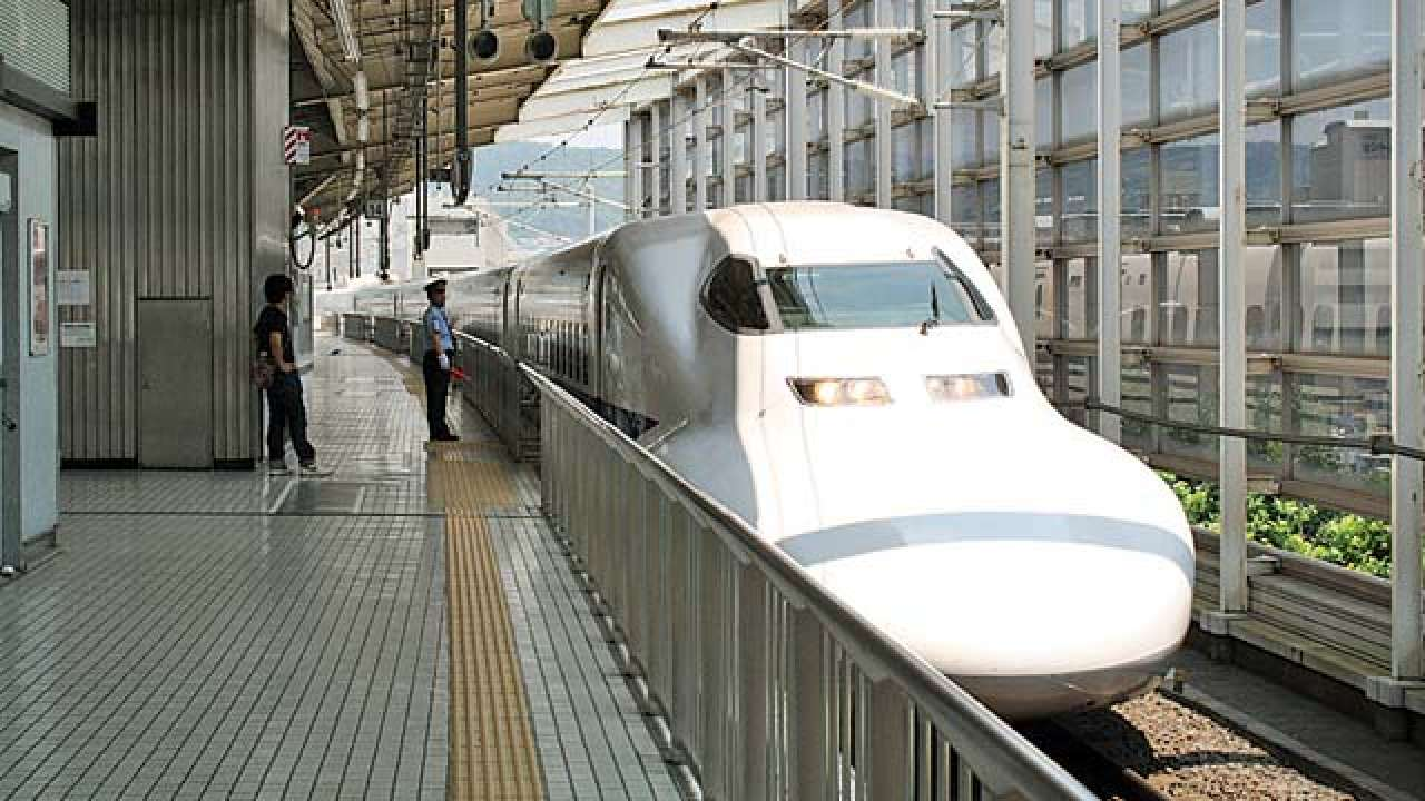 Japan stops cash for bullet train after project stalled over land row