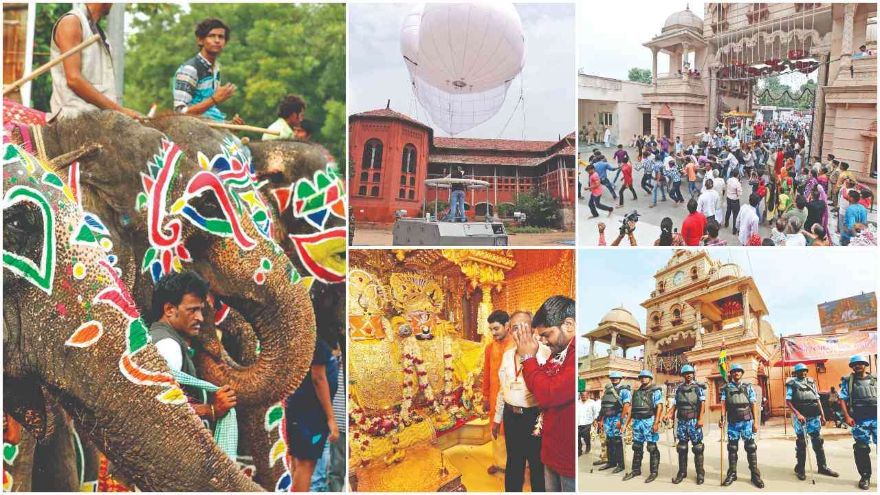 Gujarat: City gears up to receive Lord Jagannath