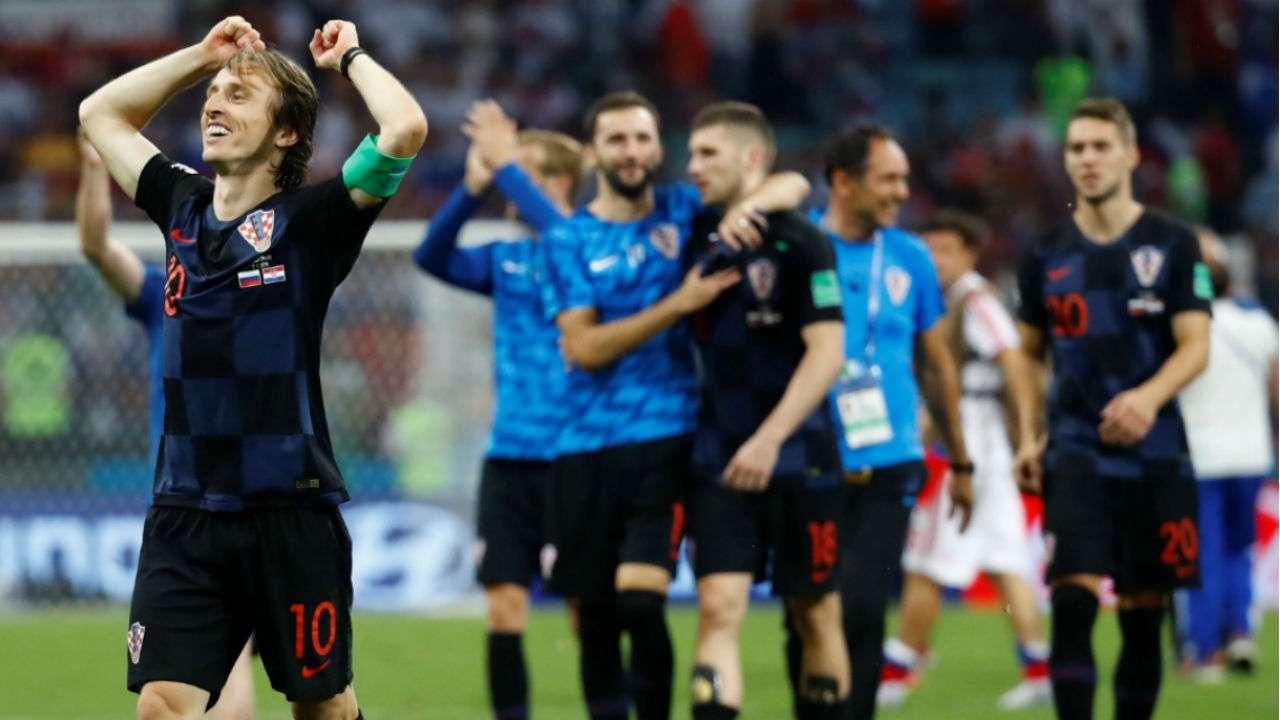 france v s croatia final luka modric is best player at fifa world cup 2018 says coach zlatko dalic. Black Bedroom Furniture Sets. Home Design Ideas