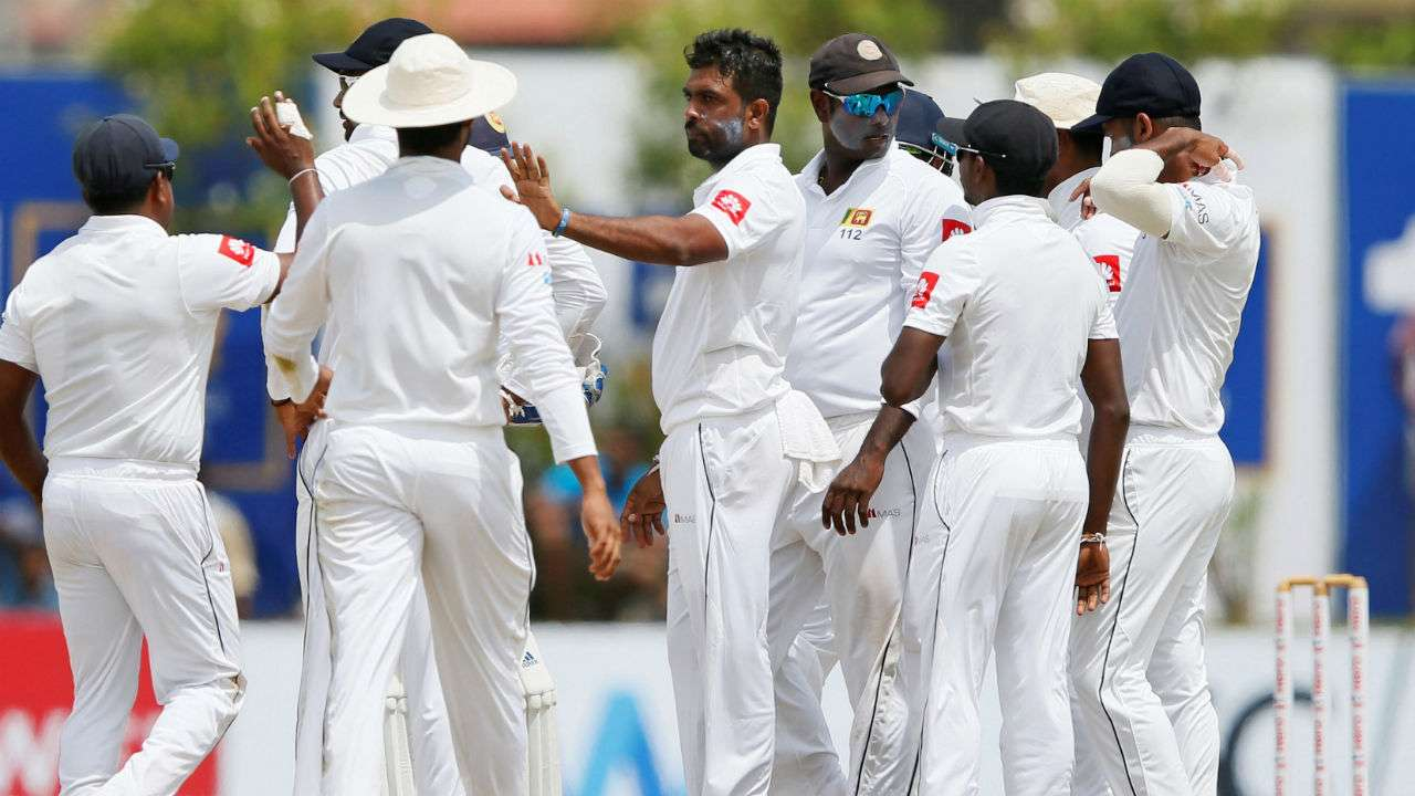 All out for 73! Proteas crumble in Sri Lanka