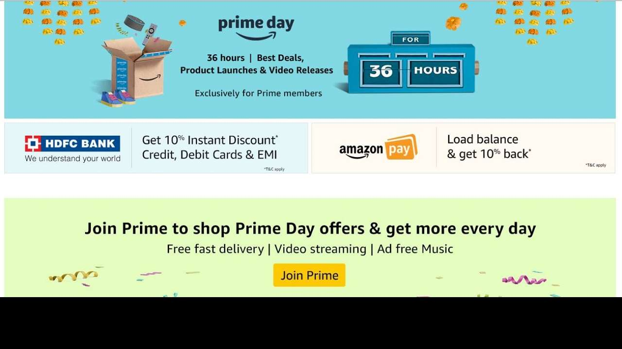 Amazon Prime Day sale: Smartphones to be available at half prices, other deals you need to know