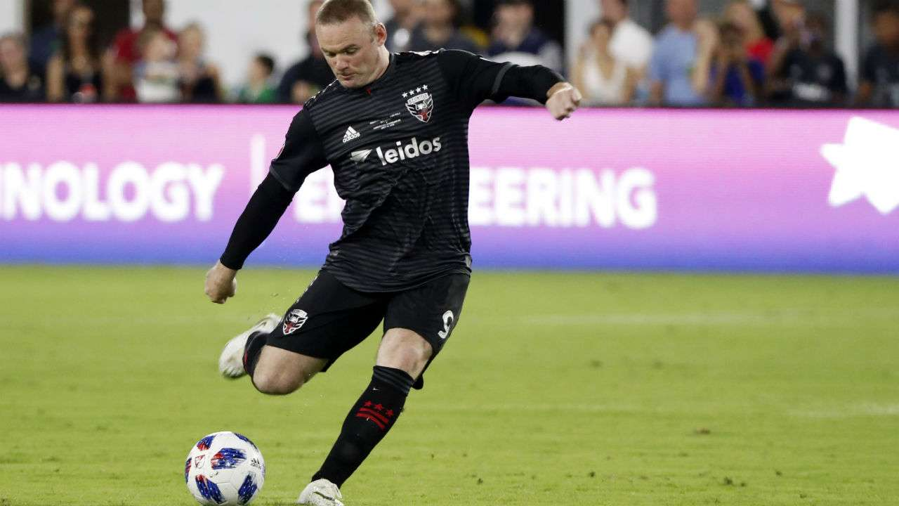 Wayne Rooney Debuts For Dc United Makes Impact In Two Arriola Goals