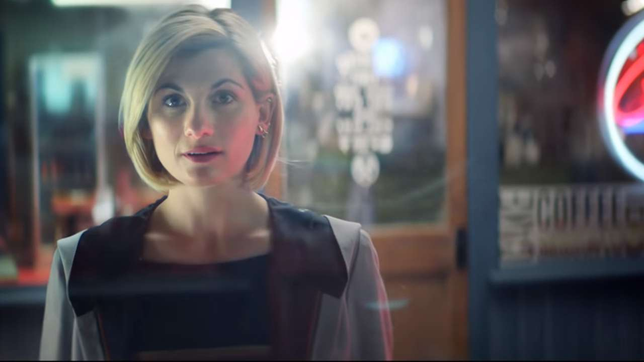 Exciting sneak peak at new Dr Who series! - CBBC Newsround