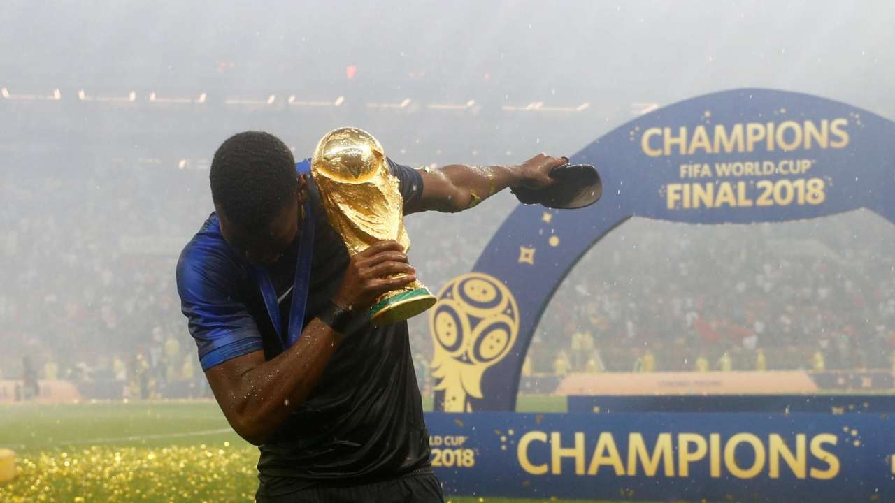 World Cup 2018: Dabbing Genius Paul Pogba Shuts Up His