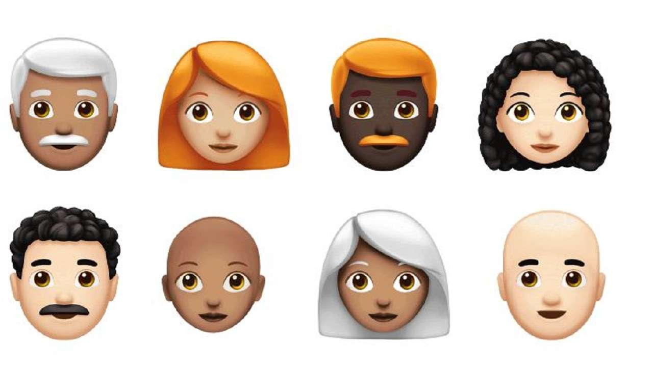 See all the new emojis coming to iPhone