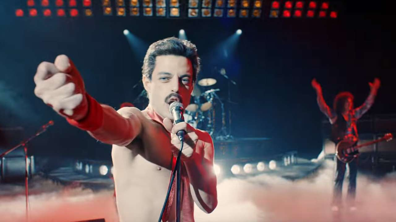 Watch trailer for Queen biopic Bohemian Rhapsody with Rami Malek as Freddie Mercury recommendations