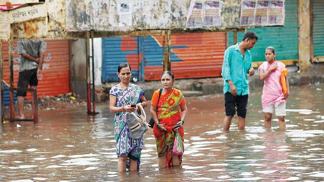 Monsoon fury: 3,500 shifted, one more dies, heavy rain forecast in Gujarat
