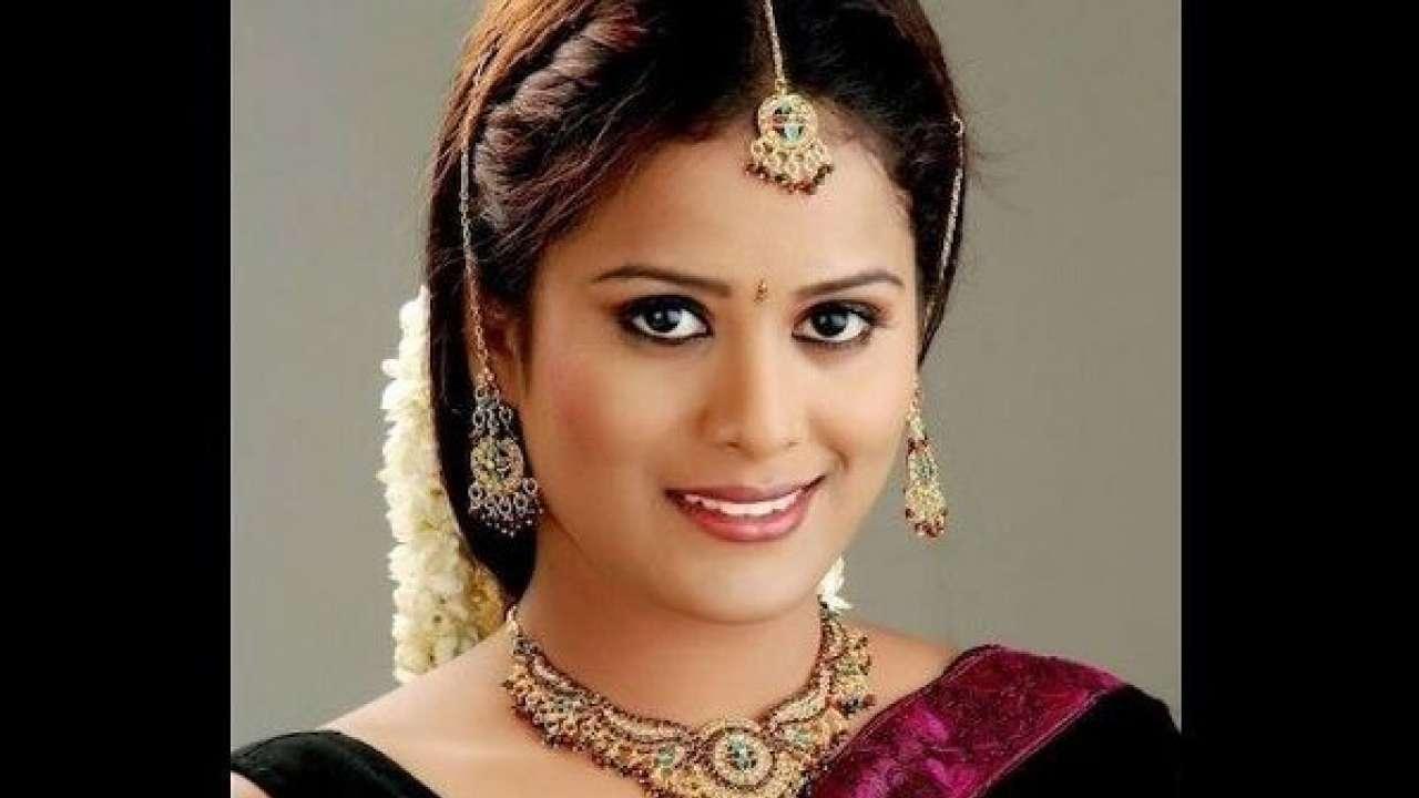 Tamil TV Actress Priyanka Aka Jyothika From 'Vamsam