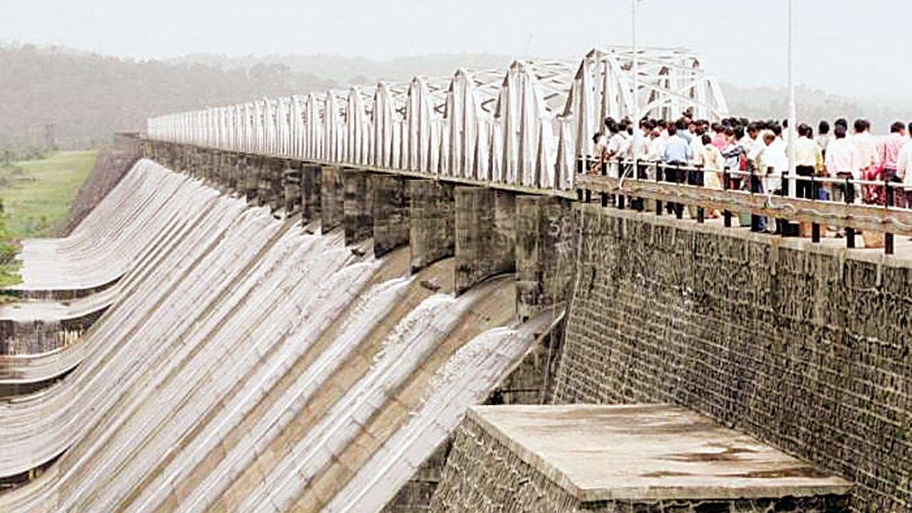 Mumbai: Tansa Dam overflows, gates opened; Bhatsa Dam to follow suit