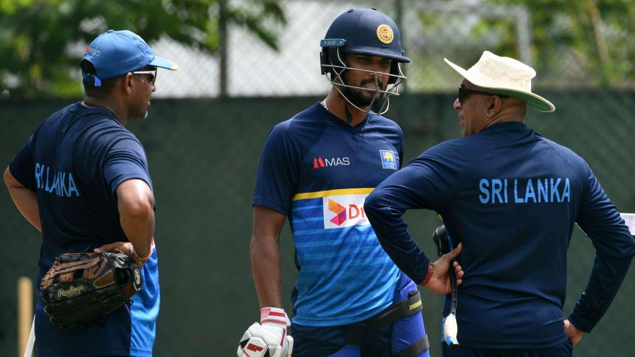 Maharaj posts career-best figures to restrict Sri Lanka to 277-9