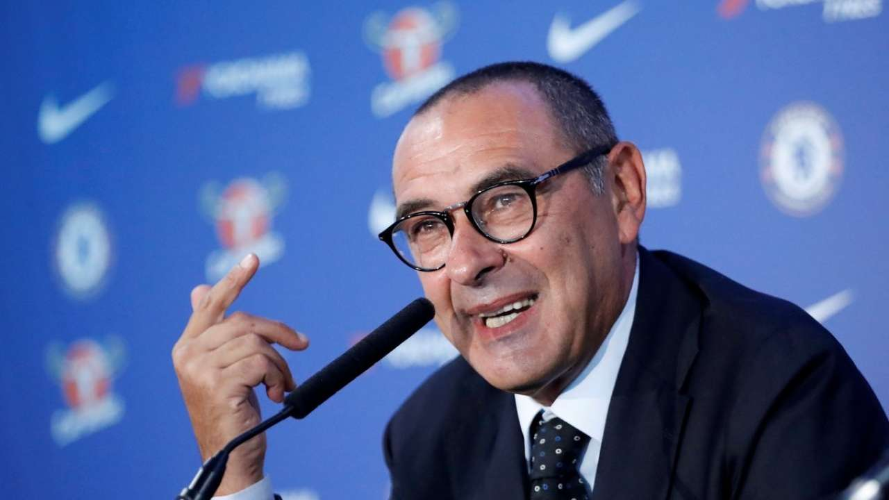 Maurizio Sarri: Not Sarri At All: Chelsea Manager Claims He's Not 'sexist